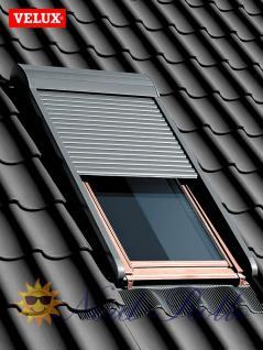 Original Velux Elektro-Rollladen für VL/VK/VU/VKU/VLY SML 047 0100E