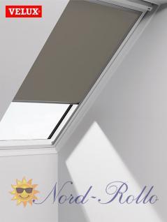 Original Velux Verdunkelungsrollo Rollo solar für GIL/GDL/GEL 850 - DSL 850 0705 - grau
