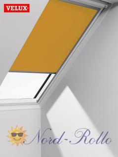 Original Velux Verdunkelungsrollo Rollo für GGU/GPU/GHU DKU 606 0855 - gelb - Vorschau 1