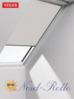 Original Velux Verdunkelungsrollo Rollo solar für GIL/GDL/GEL 650 - DSL 650 1705 - grau
