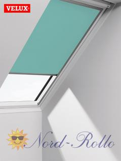 Original Velux Verdunkelungsrollo Rollo solar für GIL/GDL/GEL 350 - DSL 350 3011 - türkis
