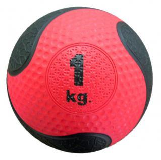 Medizinball Synthetik, 1Kg, ca. 20cm Durchmesser