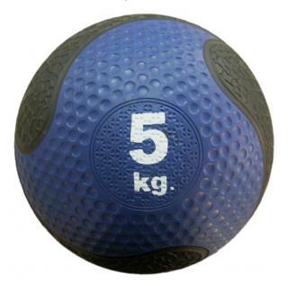 Medizinball Synthetik, 5Kg, ca. 20cm Durchmesser