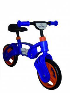 "Laufrad Lernlaufrad LUPO 10"" blau"