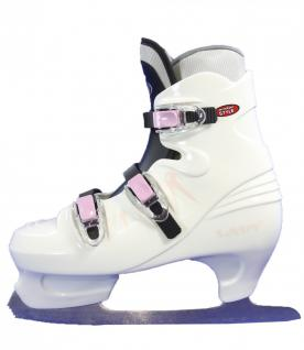 Eiskunstlauf Schlittschuh LADY Comfort SCHUH Für DAMEN GR.36/42