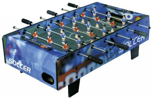 Tischfußballtisch Wuzzler Mini-Kicker - Vorschau