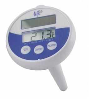 Spa Hot Tub Digitales Leisure Whirlpool Solar Thermometer