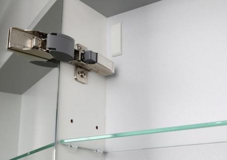 Spiegelschrank 60 cm mit LED Beleuchtung doppeltverspiegelt - Vorschau 5