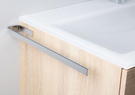 Handtuchhalter Bad Chrom Design Handtuchstange bad accessoires - Vorschau 2