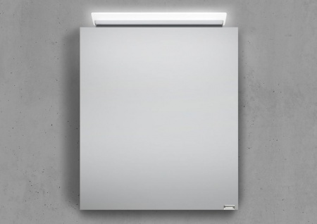 Spiegelschrank 60 cm LED Beleuchtung doppelt verspiegelt