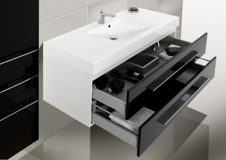 Bad Waschbecken badmöbel set design badezimmermöbel badezimmer waschbecken