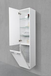 badschrank hochglanz wei g nstig kaufen bei yatego. Black Bedroom Furniture Sets. Home Design Ideas