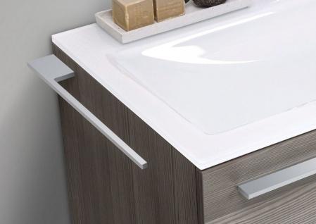 Handtuchhalter Bad aus Aluminium Design Accessoire Badetuchstange - Vorschau 1