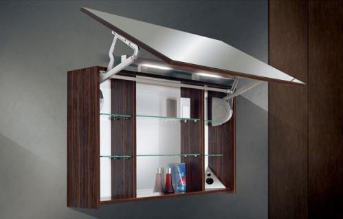 BadmÖbel Set Cremona BadezimmermÖbel Design Badezimmer Badset Waschtisch 80 Neu - Vorschau 4