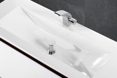 BadmÖbel Set Monza BadezimmermÖbel Design Badset Inkl. 120er Waschtisch Neu - Vorschau 4