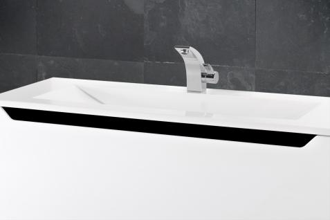 BadmÖbel Set Monza BadezimmermÖbel Design Badset Inkl. 120er Waschtisch Neu - Vorschau 5