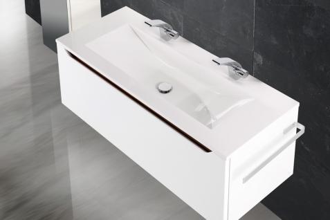badset monza badezimmerm bel design badm bel set 120 cm doppelwaschtisch kaufen bei intar. Black Bedroom Furniture Sets. Home Design Ideas