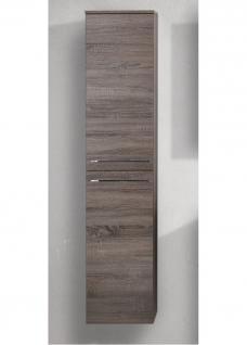 Design Hochschrank Bad Badmöbel Maße: H/B/T 160/35/33 cm, komplett vormontiert - Vorschau 2