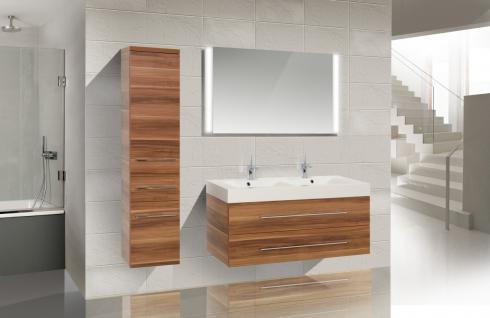 Badezimmermöbel doppelwaschbecken  BadmÖbel Set BadezimmermÖbel Badezimmer Design Waschbecken ...
