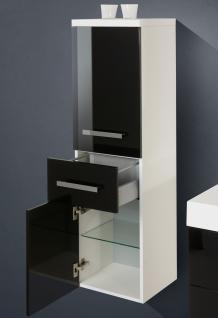 BadmÖbel Set Komplett BadezimmermÖbel Design Badset Inkl. 90 Cm Spiegelschrank - Vorschau 4
