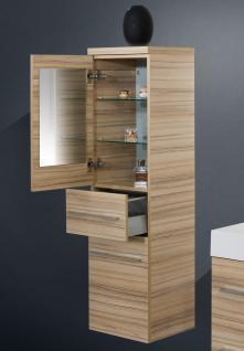 BadmÖbel Set Komplett Design BadezimmermÖbel Badset Inkl. 60 Cm Waschbecken Neu - Vorschau 3