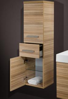 BadmÖbel Set Komplett Design BadezimmermÖbel Badset Inkl. 60 Cm Waschbecken Neu - Vorschau 4