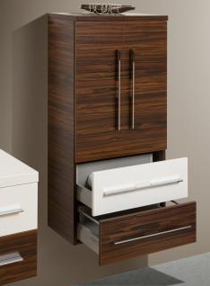 BadmÖbel Set BadezimmermÖbel Design Waschbecken + Lichtspiegel 90 Cm Neu - Vorschau 4