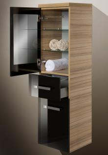 BadmÖbel Set Komplett Badset Design BadezimmermÖbel Mit 60 Cm Waschtisch Neu - Vorschau 4