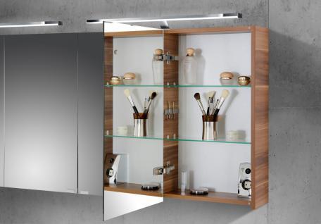 BadmÖbel Set Design BadezimmermÖbel Komplett Badset Doppelwaschtisch 160 Cm Neu - Vorschau 3