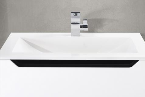 BadmÖbel Set Monza BadezimmermÖbel Design Badset Inkl. 80 Cm Waschtisch - Vorschau 5