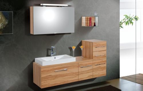 badmÖbel set cremona design badezimmer badset spiegelschrank, Badezimmer ideen