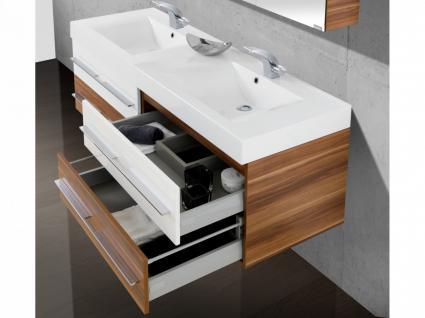 BadmÖbel Set BadezimmermÖbel Design Badset Waschbecken Doppelwaschtisch 160 - Vorschau 4