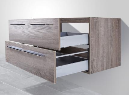 Unterschrank zu Duravit Vero 125 cm , Waschbeckenunterschrank Neu
