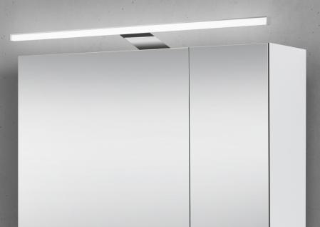 Spiegelschrank Bad 70 cm LED Beleuchtung doppelseitig verspiegelt - Vorschau 3