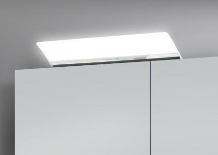Spiegelschrank Bad 80 cm LED Beleuchtung doppelt verspiegelt - Vorschau 3