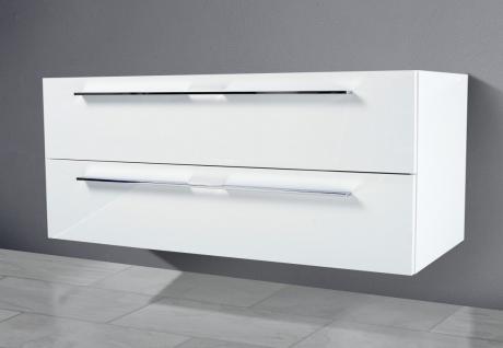 Waschtisch Unterschrank zu Duravit Starck 3 Doppelwaschtisch 130 cm Neu - Vorschau 1