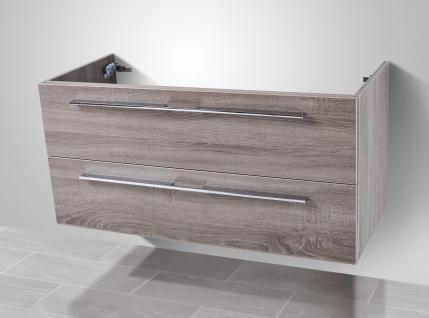 Unterschrank zu Keramag iCon 90 cm in Trüffel Waschbeckenunterschrank Neu