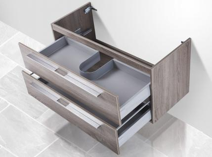 Unterschrank zu Laufen Living Waschtisch 100 cm Ablagefläche rechts/links Neu - Vorschau 3