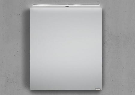 Spiegelschrank 60 cm LED Beleuchtung mit Farbwechsel doppelt verspiegelt