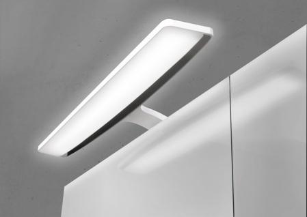 Spiegelschrank 80 cm LED Beleuchtung doppelseitig verspiegelt - Vorschau 3