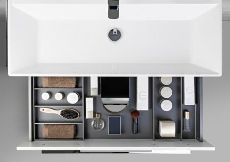 Badmöbel 100 cm Waschtisch mit Unterschrank, Waschtisch Set, Made in Gemany - Vorschau 5