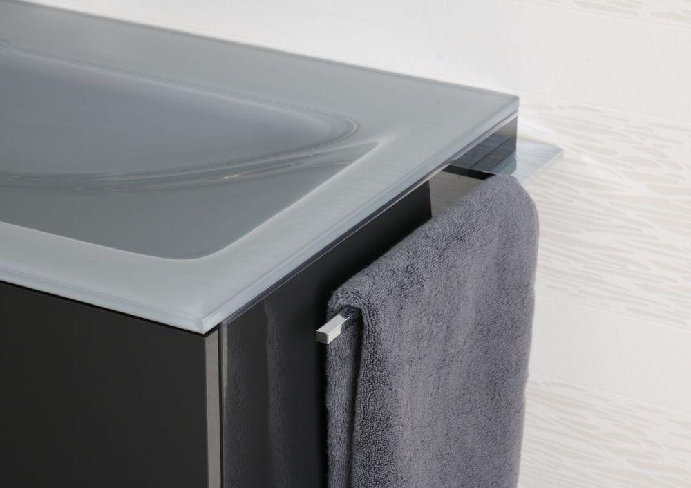 handtuchhalter bad chrom bad accessoires design. Black Bedroom Furniture Sets. Home Design Ideas