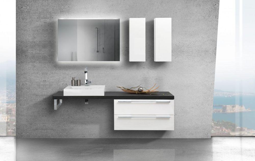 Design Badezimmer Set Mit Waschbecken Und Waschtischplatte Nach Mass