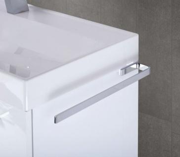 Handtuchhalter Bad Chrom Design Handtuchstange bad accessoires