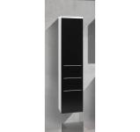 Hochschrank Bad Badmöbel Maße: H/B/T 155/35/33 cm, komplett vormontiert