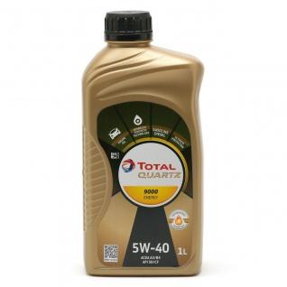 5W-40 Total Quartz 9000 Energy 1 Liter