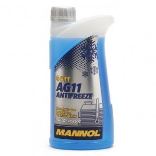 Mannol Kühlerfrostschutz Antifreeze AG11 Longterm 1 Liter
