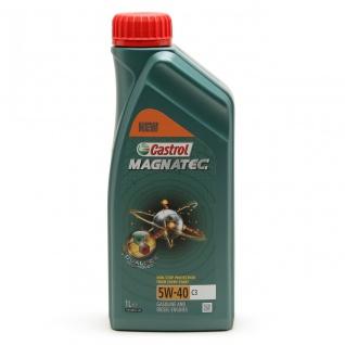 5W-40 Castrol Magnatec C3 Motoröl 1 Liter