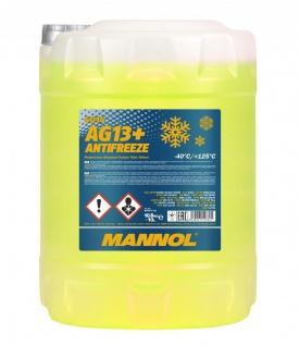 Mannol Kühlerfrostschutz Antifreeze AG13+ Advanced 10 Liter