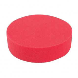 Silverline Klett-Polierschaum rot superweich 180 mm